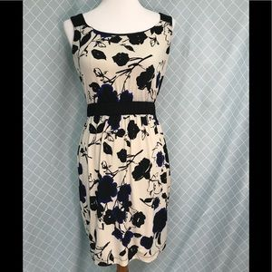 Donna Ricco New York dress with floral print